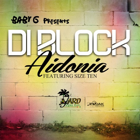 AIDONIA - di block artwork