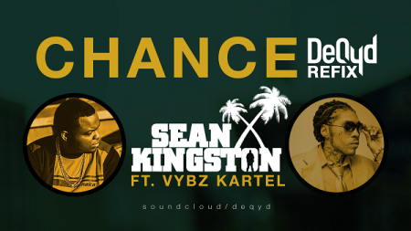 Sean Kingston Ft Vybz Kartel - Chance Cover