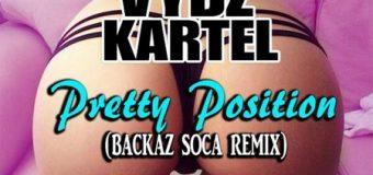 VYBZ KARTEL – PRETTY POSITION (BACKAZ) [SOCA REMIX] – FULL CHAARGE RECORDS