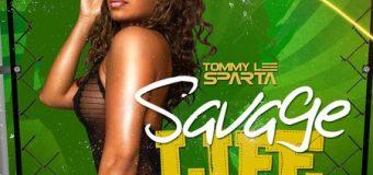 TOMMY LEE SPARTA – SAVAGE LIFE – DAMAGE MUSIQ
