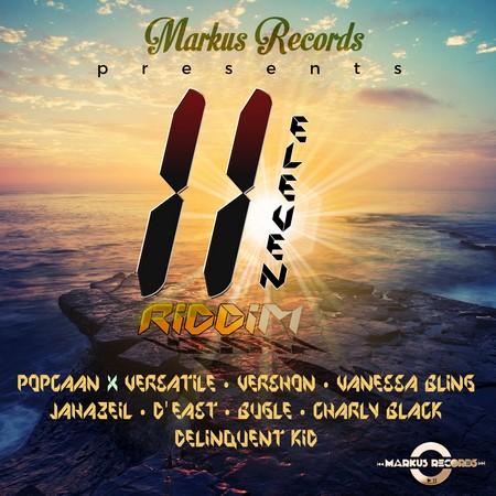 11 Eleven Riddim COVER
