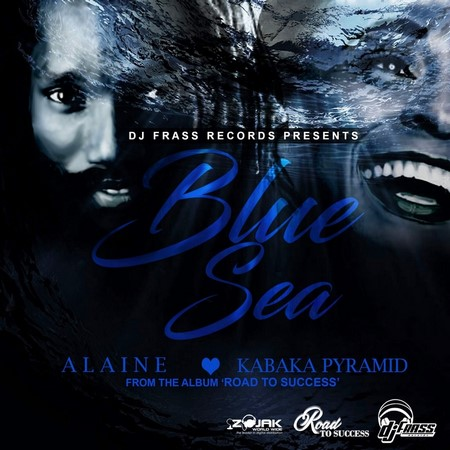 ALAINE & KABAKA PYRAMID - BLUE SEA