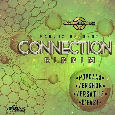 Connection-riddim-cover CONNECTION RIDDIM [FULL PROMO] - MARKUS RECORDS