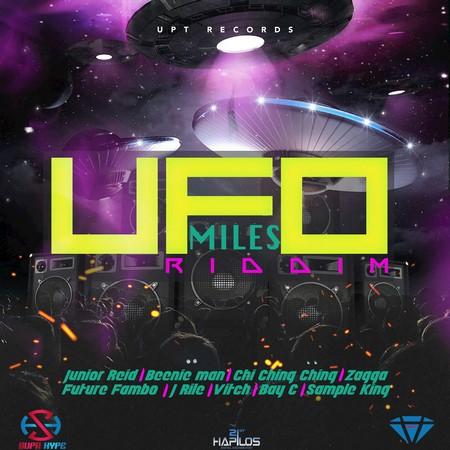 UFO Miles Riddim