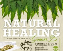 DJ GREEN B – NATURAL HEALING (HIGH GRADE MIX) – MIXTAPE