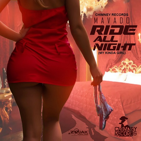 MAVADO - RIDE ALL NIGHT COVER