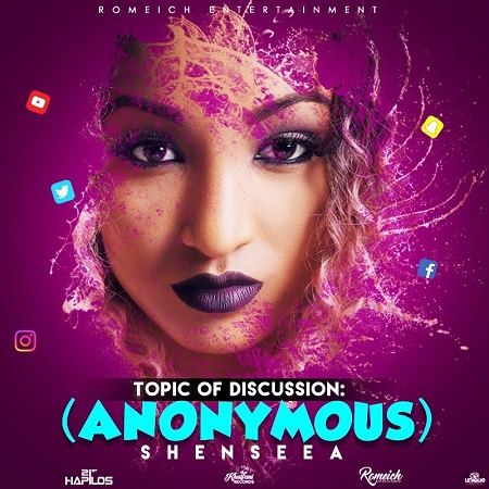 Shenseea - Topic Of Discussion (anonymous)