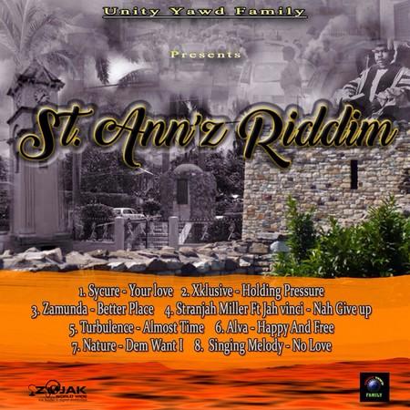 St Annz Riddim
