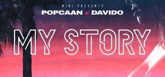 POPCAAN & DAVIDO – MY STORY – E5 RECORDS