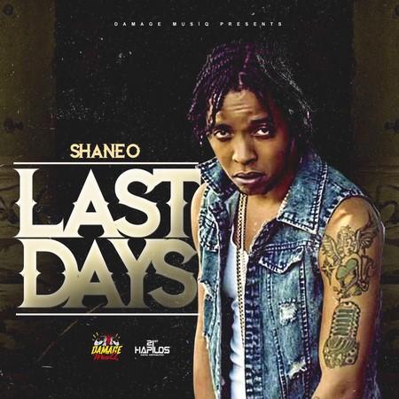 Shane O - Last Days