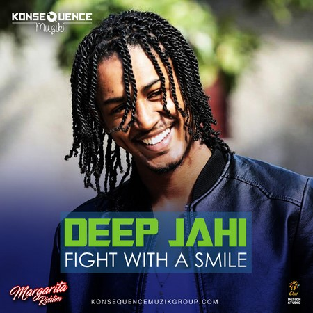 DEEP JAHI - FIGHT WITH A SMILE
