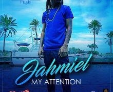 JAHMIEL – MY ATTENTION – MARGARITA RIDDIM – KONSEQUENCE MUZIK