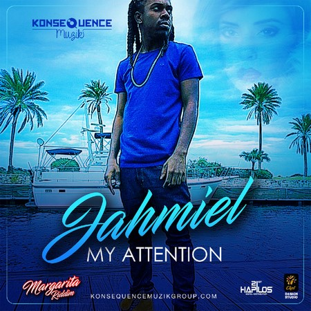 JAHMIEL - MY ATTENTION