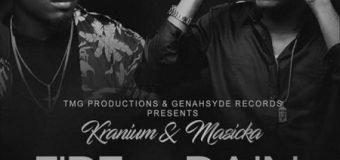 MASICKA FT KRANIUM – FIRE IN THE RAIN – TMG PROD & GENAHSYDE RECORDS