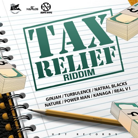 Tax Relief Riddim Cover