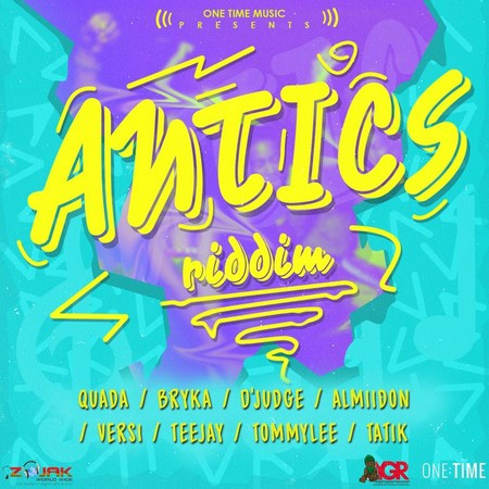 Antics Riddim