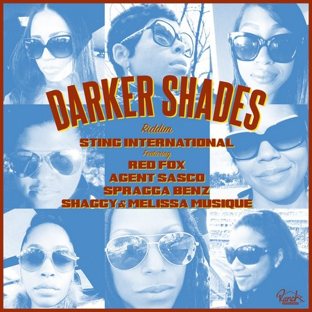 Darker Shades Riddim Cover