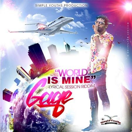 GAGE - WORLD IS MINE