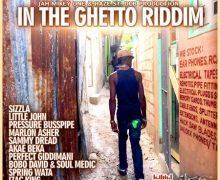 PRESSURE – SENSI – IN THE GHETTO RIDDIM – JAH MIKEY ONE