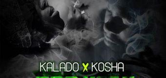 KOSHA DI SOJAH & KALADO – TOO HIGH [EXPLICIT & RADIO] – DEADLINE RECORDZ