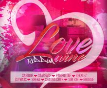 LOVE WINE RIDDIM [FULL PROMO] – RUDE GYAL MUSIC