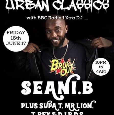 Seani B B2B With Mr Lion AKA Gazzully