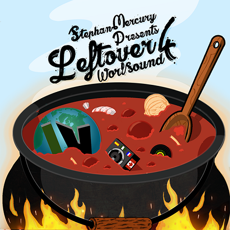 Stephan Mercury Presents Leftover Vol 4