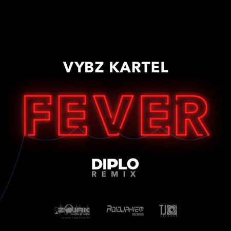Vybz Kartel - Fever (Diplo Remix) COVER