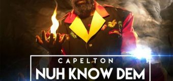 CAPLETON – NUH KNOW DEM – CASPA PRODUCTIONS