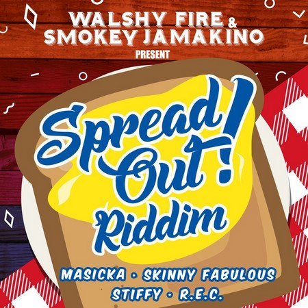 SPREAD OUT RIDDIM