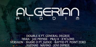 ALGERIAN RIDDIM [FULL PROMO] – TRUE BLUE FAMILY RECORDS _ OUTTA NOTHING PRODUCTION