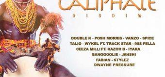 CALIPHATE RIDDIM [FULL PROMO] – TRUE BLUE FAMILY RECORDS