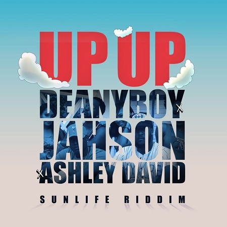JAHSON FT ASHLEY DAVID - UP UP