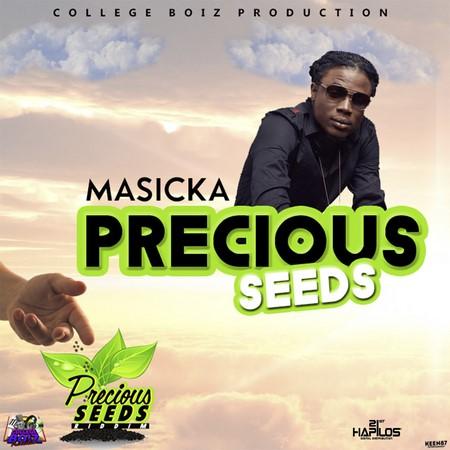 Masicka - Precious Seeds