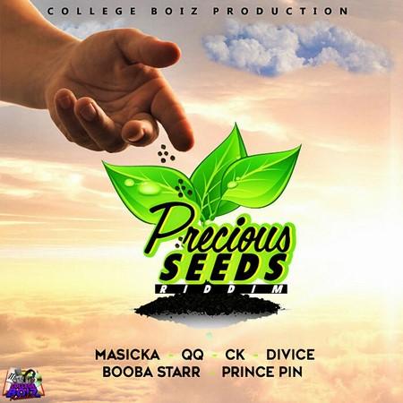 Precious Seeds Riddim cover