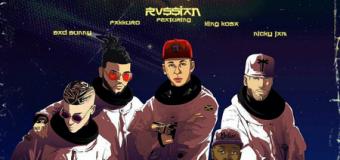 RVSSIAN FT BAD BUNNY, FARRUKO, KING KOSA & NICKY JAM – SI TU LO DEJAS – HEAD CONCUSSION RECORDS