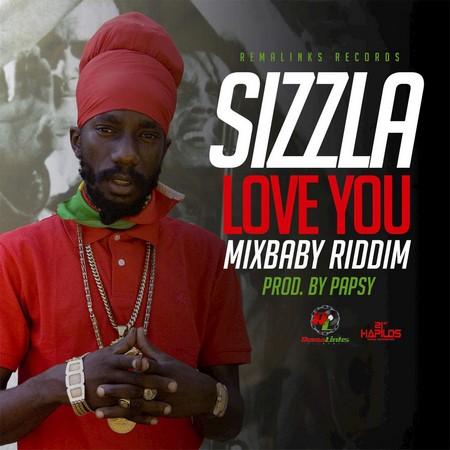 SIZZLA - LOVE YOU