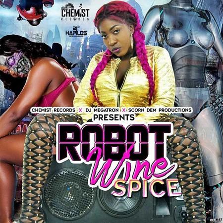 SPICE - ROBOT WINE