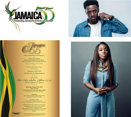 Singer Romain Virgo Headlines Jamaica Independence Gala