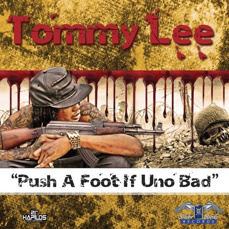 TOMMY-LEE-SPARTA-PUSH-A-FOOT-IF-UNO-BAD-cover TOMMY LEE SPARTA - PUSH A FOOT IF UNNO BAD [EXPLICIT & RADIO] - SILVER BIRDS RECORDS