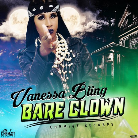 VANESSA BLING -BARE CLOWN