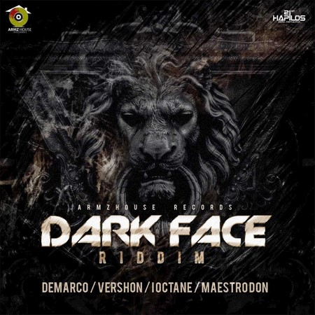 dark-faces-riddim-cover DARK FACE RIDDIM [FULL PROMO] - ARMZHOUSE RECORDS