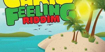 CARIB FEELING RIDDIM [FULL PROMO] – JONES AVE RECORDS
