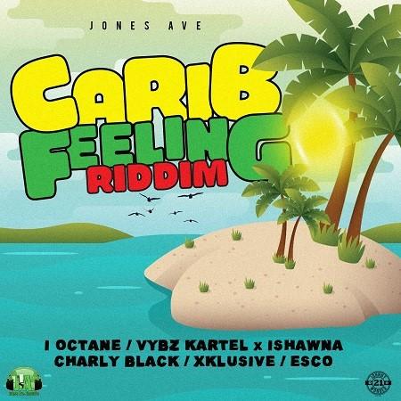 Carib-Feeling-Riddim-cover CARIB FEELING RIDDIM [FULL PROMO] - JONES AVE RECORDS