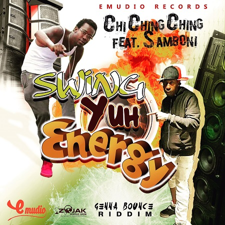 Chi Ching Ching feat. Samboni - Swing U Energy