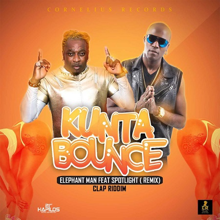 Elephant Man feat. Spotlight - Kunta Bounce