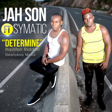 JAH SON X SYMATIC - DETERMINE