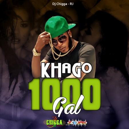 Khago - 1000 Gal