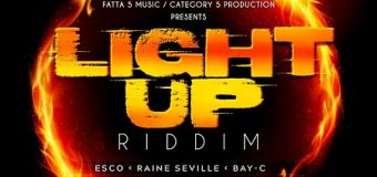 LIGHT UP RIDDIM [FULL PROMO] – FATTA 5 MUSIC _ CATEGORY 5 PROD