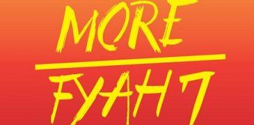 STRICTLY BLAZIN – MORE FYAH VOLUME 7 – MIXTAPE